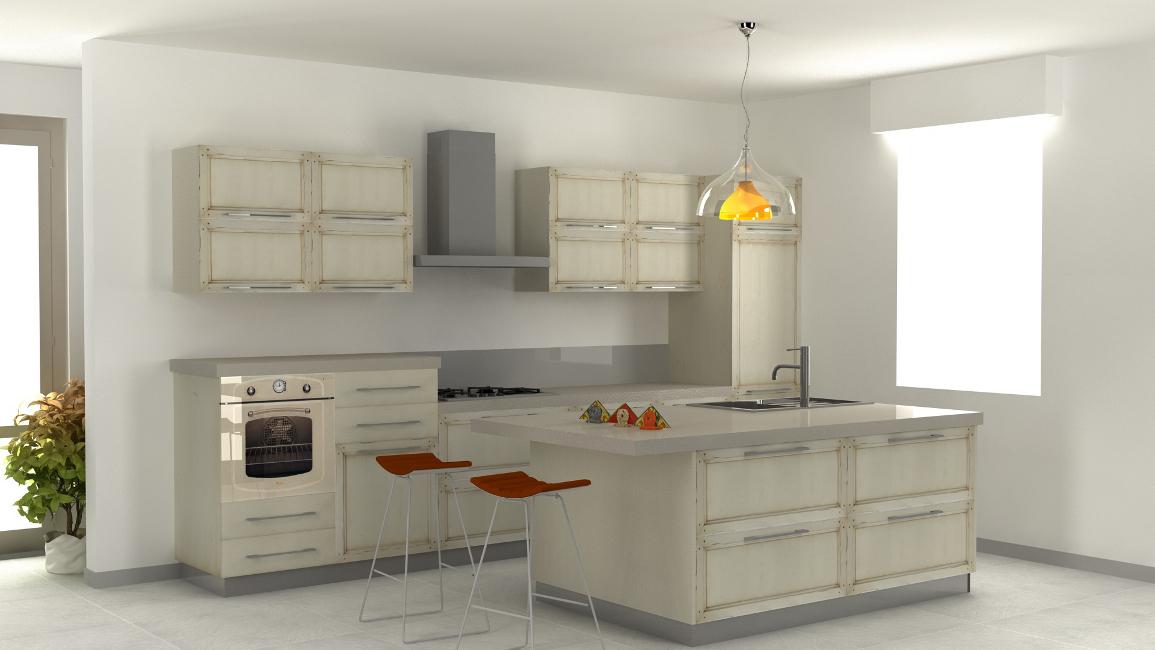 Falegnameria cr cucine componibili per tutte le esigenze - Cucine non componibili ...